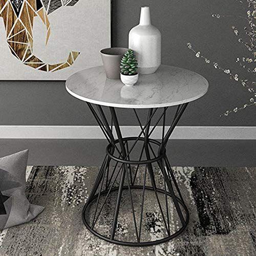 Feifei Creative Wrought Iron Coffee Table Simple Furniture Nordic