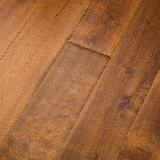 Birch Honey 11 16 X 4 7 X 1 4 Rustic Handscraped Prefinished Flooring Flooring Hardwood Floors Wood Floors Wide Plank