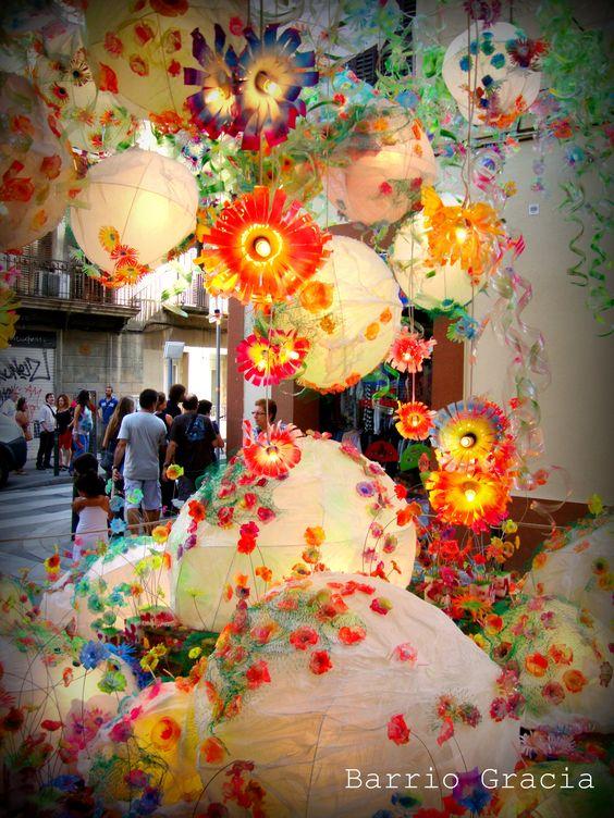Street festival - Barcelona