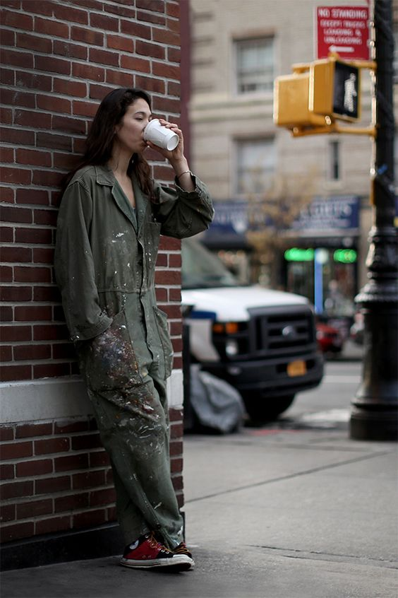 On The Street….. Waverly Place, New York - The Sartorialist