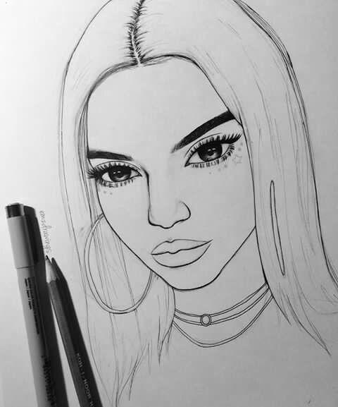 Pin By Mhays Santos On Paint Art Sketches Drawings People Art