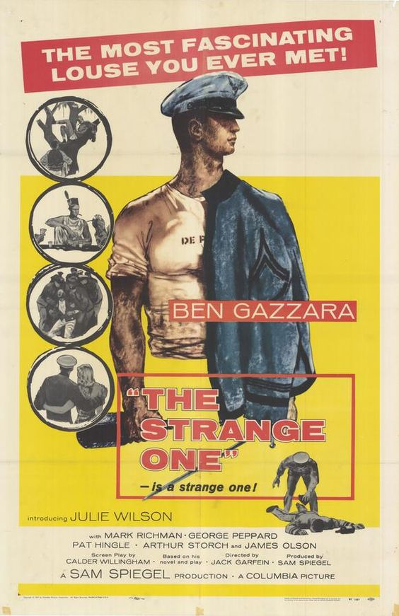 the strange one 1957 | Noirestyle.com • Ver Tema - The Strange One (Jack Garfein, 1957 ...