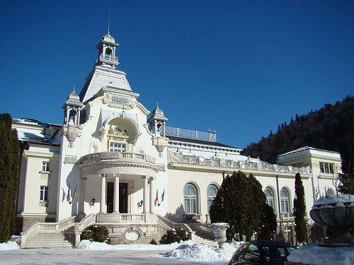 Cazinoul Sinaia - Szukaj w Google