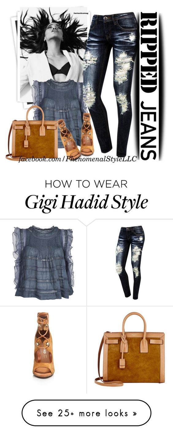 """You Know It"" by konata-phenomenalstyle on Polyvore featuring GALA, Isabel Marant and Yves Saint Laurent"