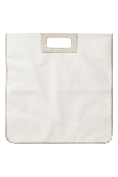 Monki - White Biggi Bag
