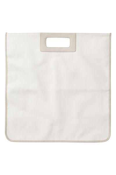 Monki - White Biggi Bag
