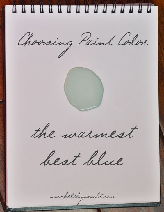 The best, most versatile blue green paint color: Hazel Sherwin Williams