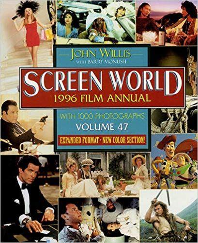 Screen World 1996 Vol 47 John Willis 0073999142341 Amazon Com Books Leaving Las Vegas World 10 Film