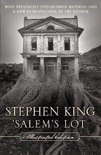 El misterio de Salem's Lot, de Stephen King.