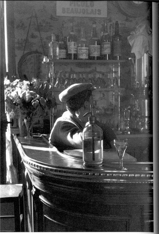 René-Jacques, rue de Bagnolet, 1935