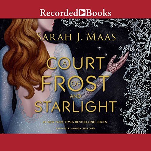 A Court Of Frost And Starlight By Sarah J Maas Finished On 3 4