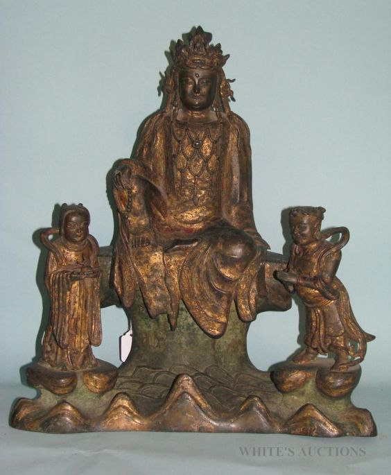 Early Chinese Bronze Sold $37,750