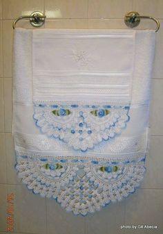 Luty Artes Crochet: 19/07/13