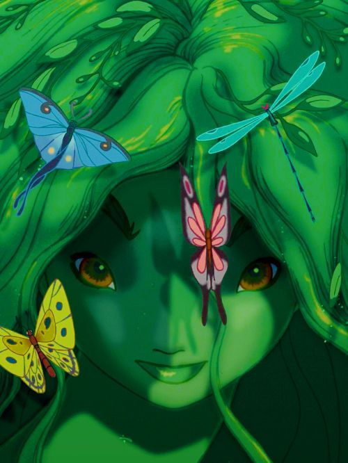 Disney's Fantasia 2000, Firebird Suite. Go watch it on youtube if you haven't seen it before!