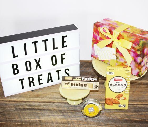 little box of treats