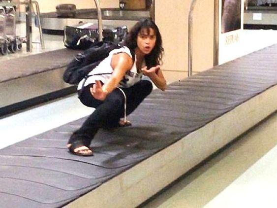 23 Τρελά πράγματα που θα μπορούσαν να συμβούν μόνο στο αεροδρόμιο (Μέρος 1ο)