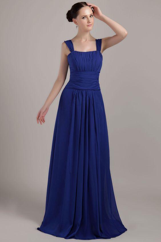 Navy blue color dresses