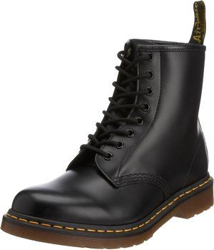 Dr Martens 8 Eye Boot 21154600 cherry red Pascal Antique