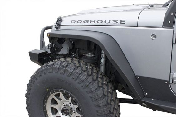 Tube Fender Buying Guide For Jeep Wrangler Jk 4x4review Off Road Magazine Jeep Wrangler Jk Jeep Wrangler Fenders Jeep Wrangler Accessories