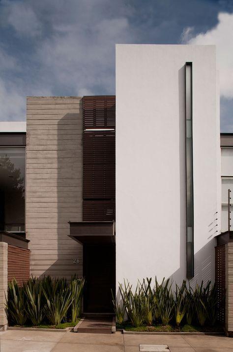 Concrete Wall Design Google Search Facade Architecture Design Modern House Facades Facade House