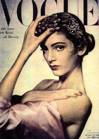 Carmen Dell' Orefice for Vogue