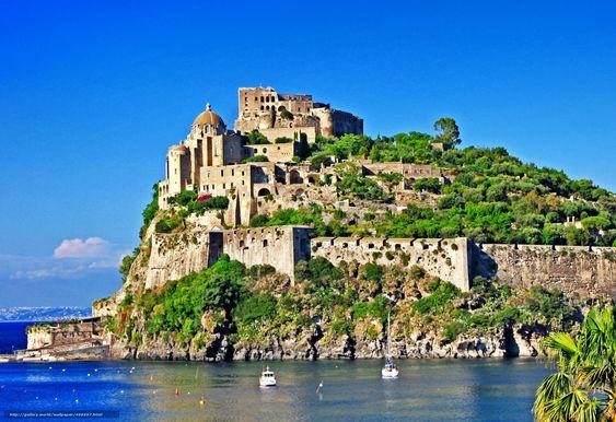 Itália - ilha de Ischia -