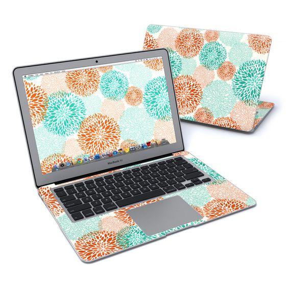 MacBook Air 13in Skin - Flourish by Brooke Boothe | DecalGirl