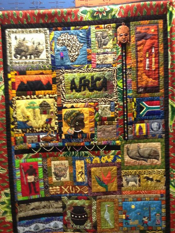 1000 Ideas About African Quilts On Pinterest Quilting