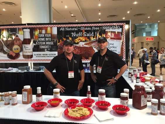 Day 3 is hopping.  Come by booth 4400 NY Fancy Food Show & try our New Steak Sauce. #FFS15 #NY #GlutenFree #GotToBeNC