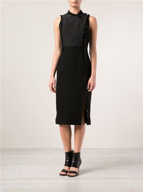 Altuzarra Fitted Dress - Shop Zoe Online