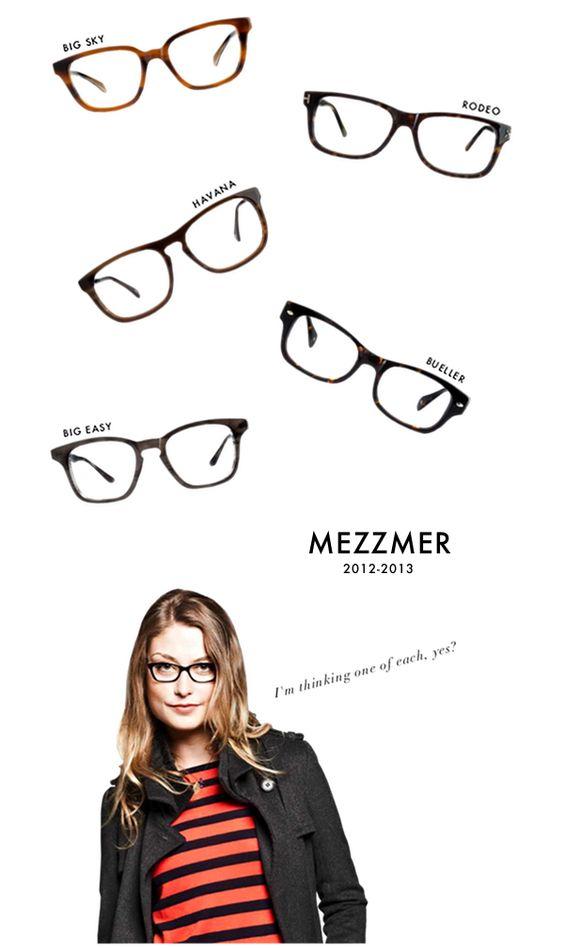 Mezzmer 2012-2013 - Love the glasses!
