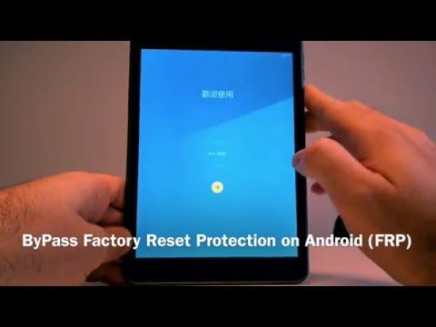 How To Bypass Google Account Verification Frp 2019 Android