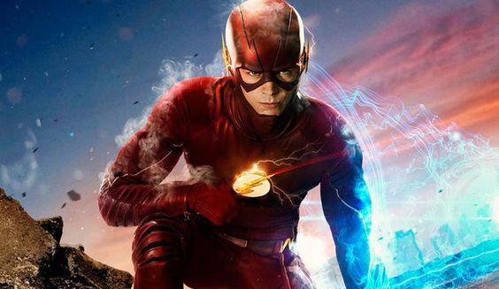 Como o Time Flash vai voltar para a Terra-2?