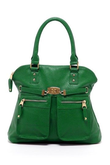 Segolene Double Mesh Pocket Tote by Bag Boutique on @HauteLook