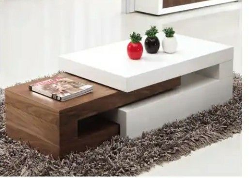 Penelope Coffee Table On Sale Penelope Coffee Table Is A Retractable Exquisitely Designed Center Table Living Room Centre Table Living Room Living Room Table