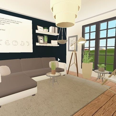 Posts Tagged As Bloxburghouses Picpanzee Living Room Bloxburg Roblox Bloxburglivingroom Bloxburg L In 2020 Luxury Living Room Modern Living Room Big Living Rooms
