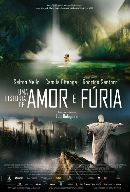 Uma História de Amor e Fúria (2013) Brazil  ~1eyeJACK~