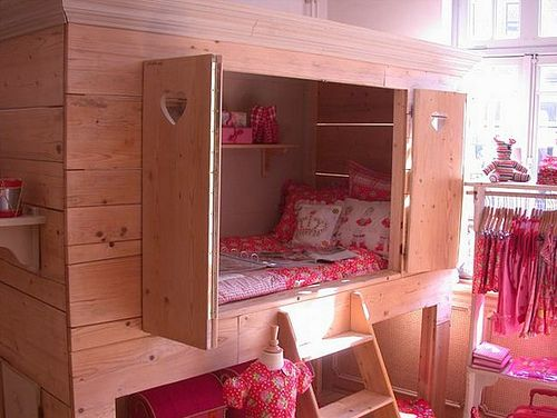 Beds bed nook and be cool on pinterest