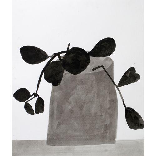 []: Jonas Woodblack, Animals Plants Paintings, Art Painting Drawing, Art Illustration