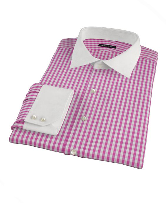 Viola Gingham by Proper Cloth