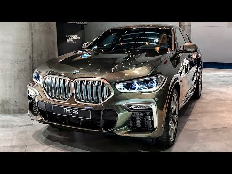 2020 Bmw X6 M Sport M50i Excellent Suv Youtube In 2020 Bmw X6 Bmw Latest Model Bmw Sport