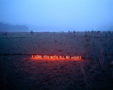 I love you with all my heart...