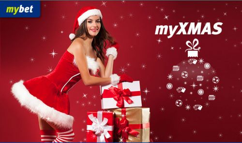 mybet-myXmas das große Weihnachtsevent
