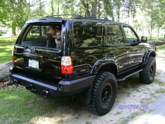 3rd gen toyota 4runner sport edition 2002 official 3rd gen 4runners on 35 39 s pic thread. Black Bedroom Furniture Sets. Home Design Ideas