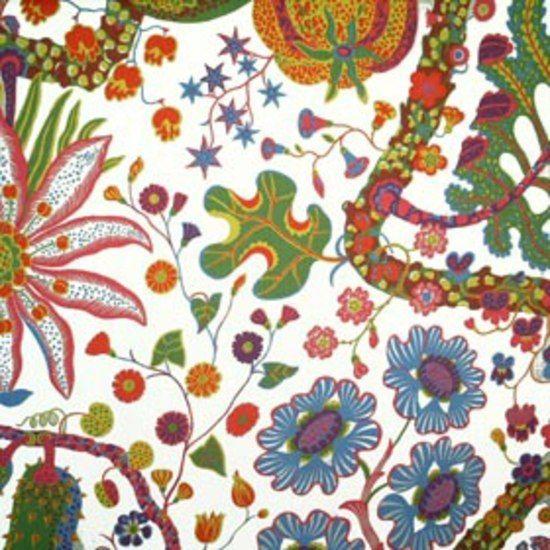 Josef Frank fabric | Brazil Linen | Svenskt Tenn | Josef Frank
