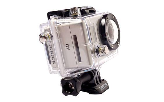 GoPro LCD BacPac™: Pantalla LCD removible para cámaras HD HERO