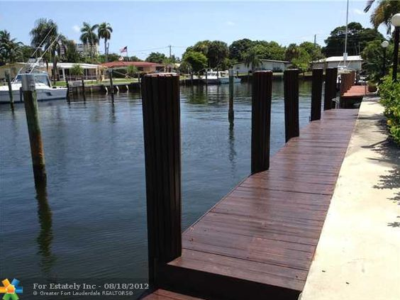 Deck off of sea wall