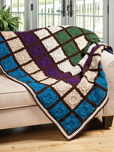 Ravelry: Color Revolution Afghan pattern by Shari White ...