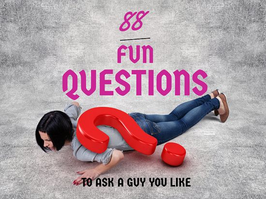 questions to ask a guy when dating him Getting to know each other is the best part of any relationship here are some questions to ask a guy if you want to know him better.