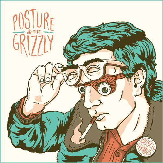 Posture & The Grizzly - Busch Hymns [2014]